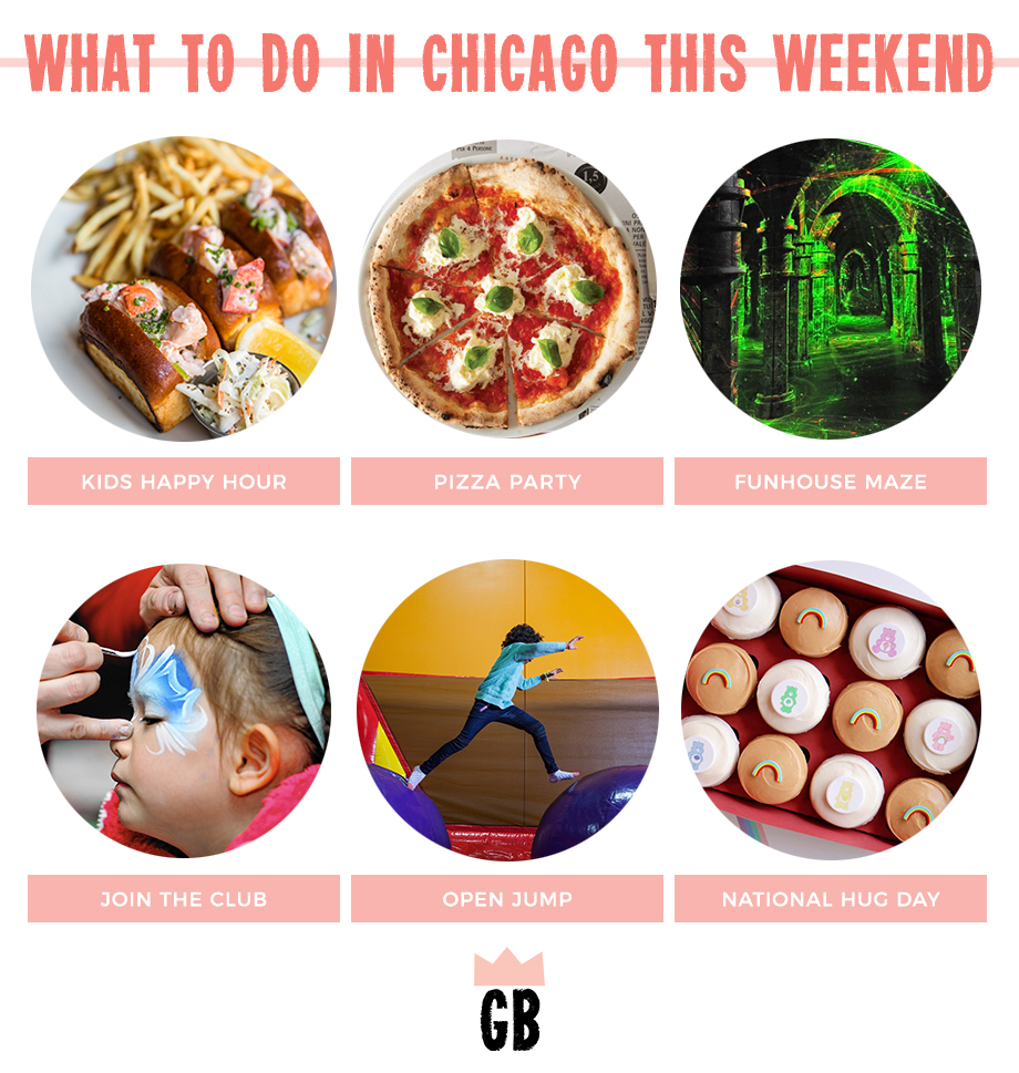Kids Activities: What to Do in Chicago This Weekend