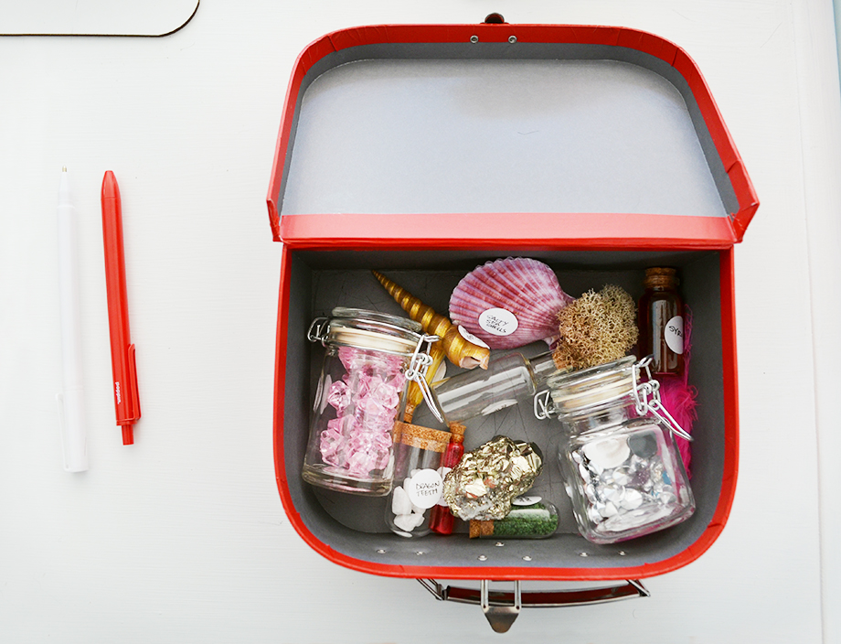Radio Flyer adventure essentials.