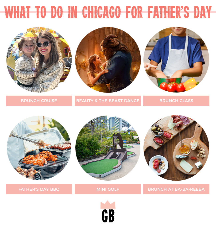 What to do in Chicago Father's Day weekend.