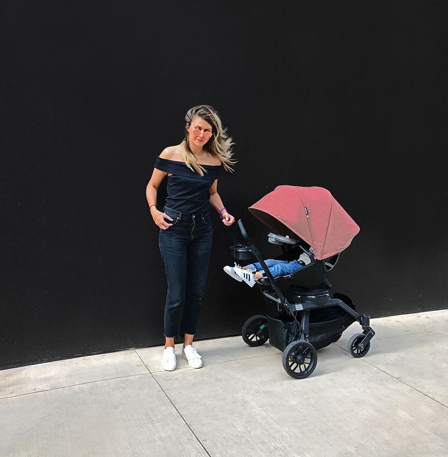 Orbit G3 Stoller for a Baby Registry.
