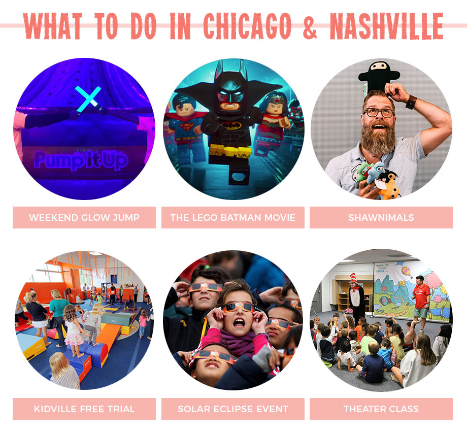 What to do in Chicago: Batman, Glow Jump and more!