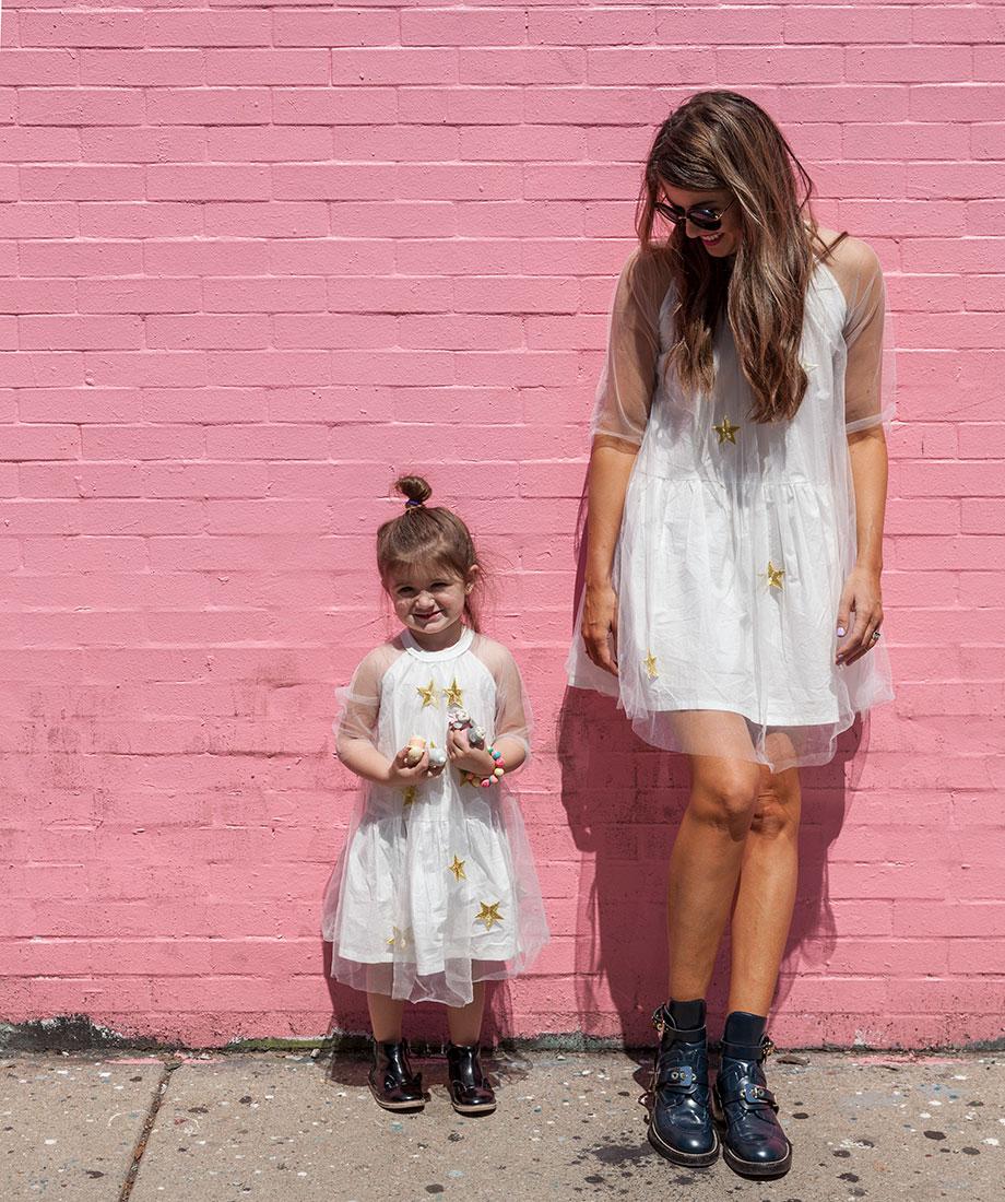 Lola + The Boys Star Print dresses.