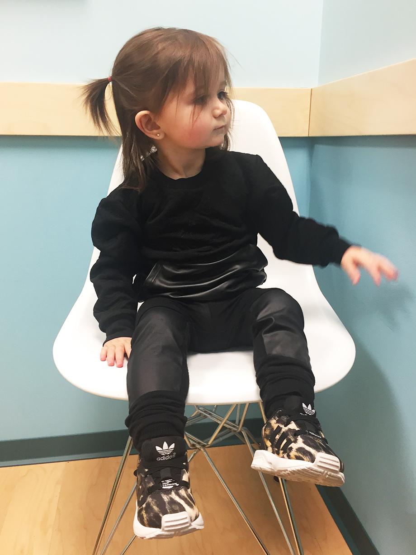 Chicago pediatricians to visit.