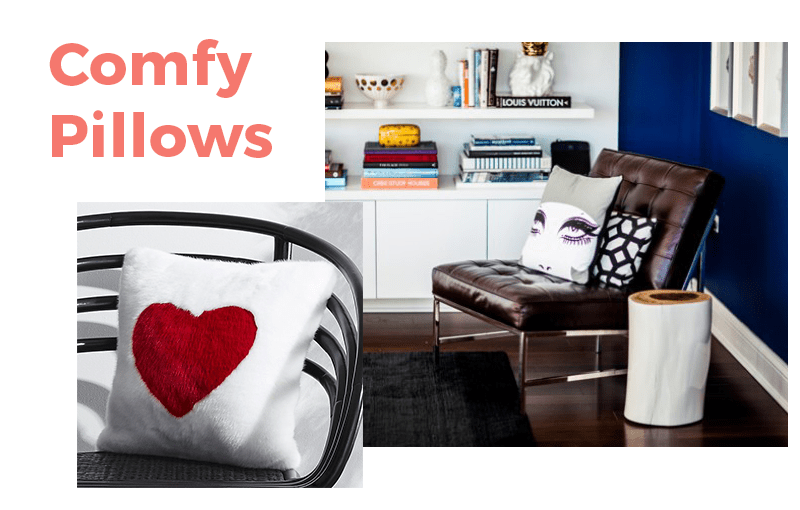 13 Items Under $100 You Need in Your Home: Comfy Pillows
