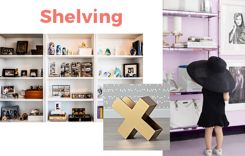 13 Items Under $100 You Need in Your Home: Shelving
