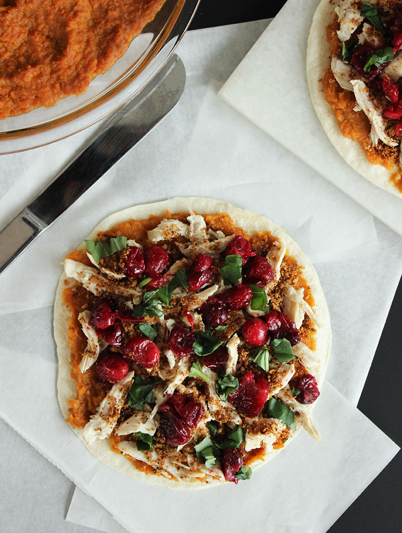 What to do with your Thanksgiving leftovers.