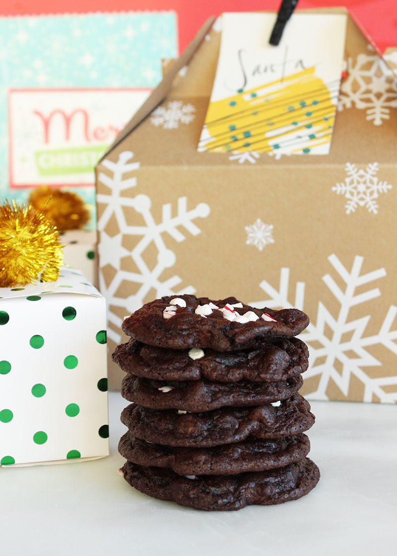 Cookies to go for Santa.