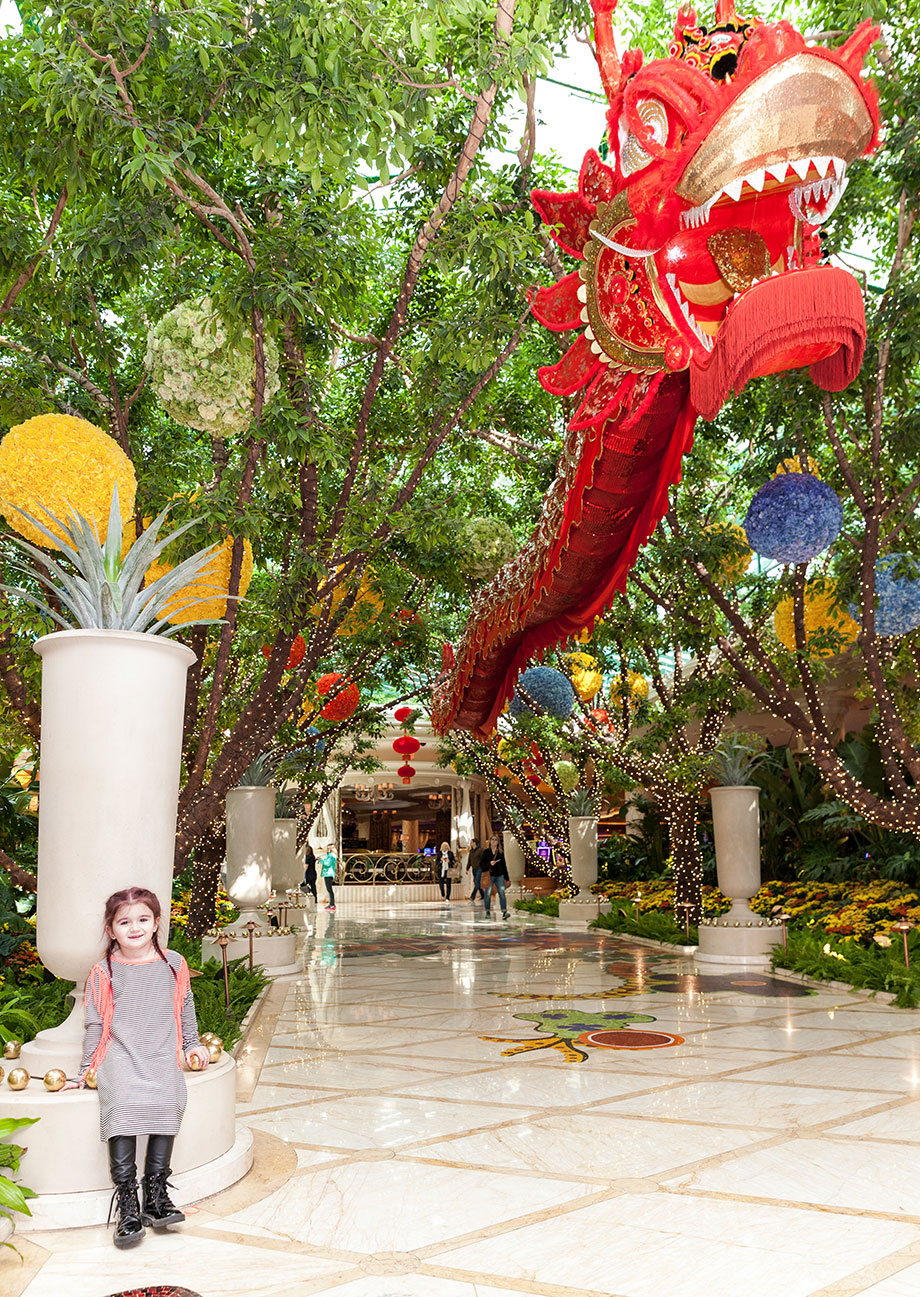 A Las Vegas Travel Guide featuring The Wynn.