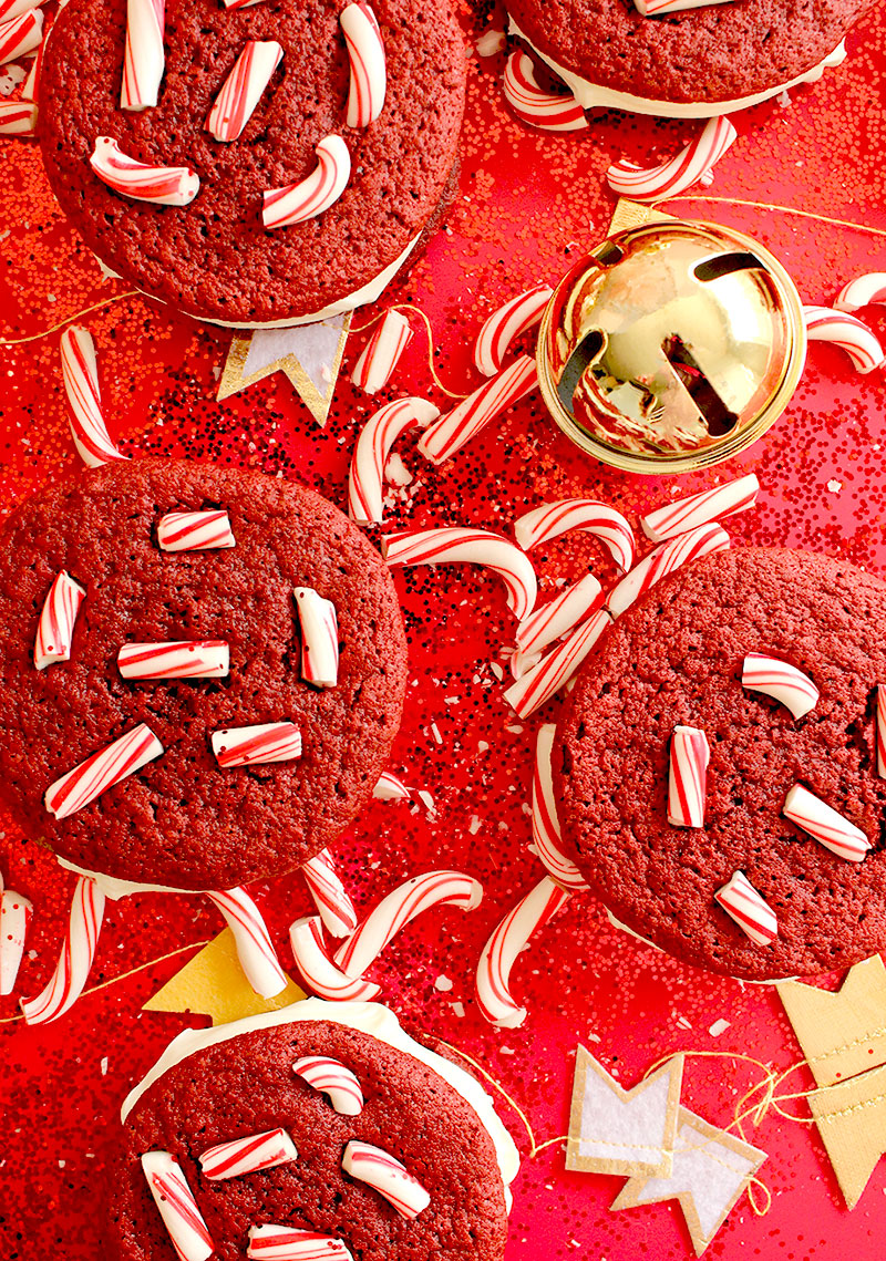 Special cookies just for Santa on Christmas morning.