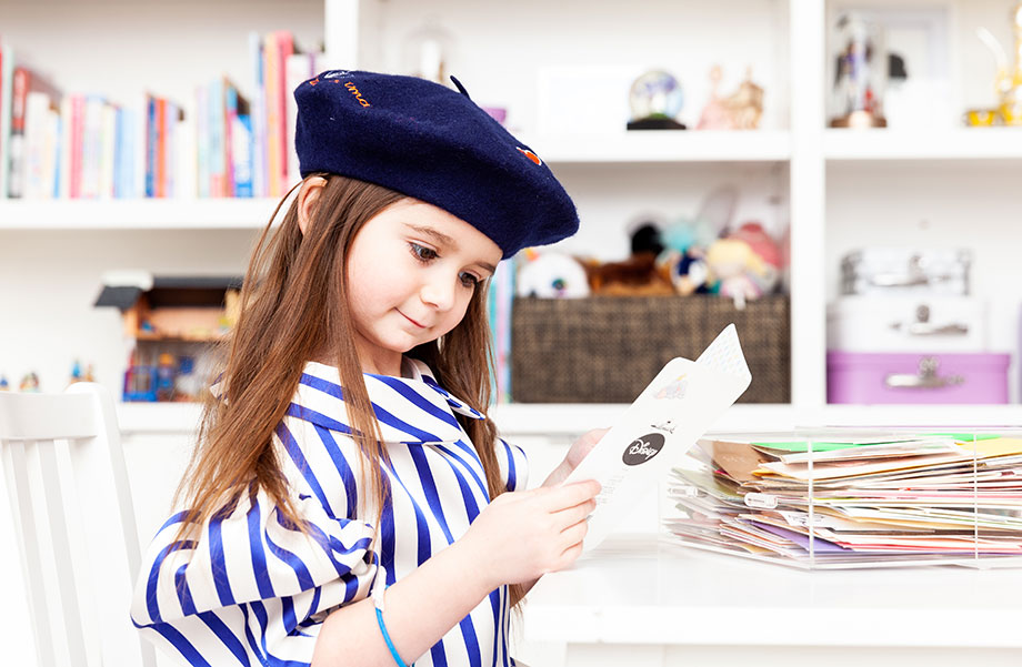 How to keep memories for your child without clutter.