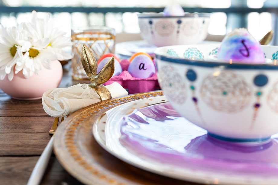 How to make the best Easter table.