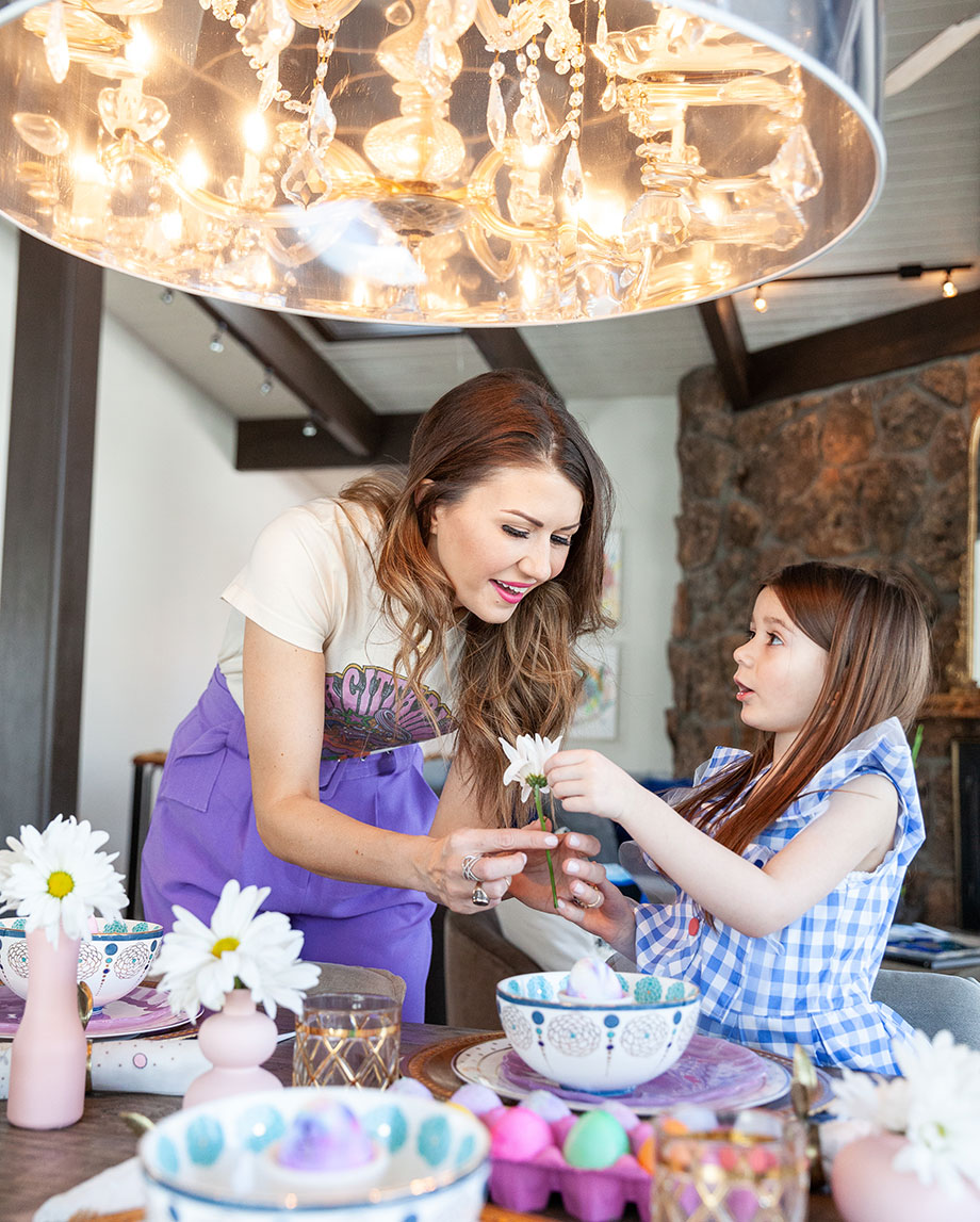 How to pick out the perfect Easter decor.