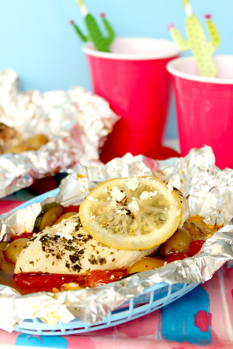 How to make delicious Greek Chicken on the grill.