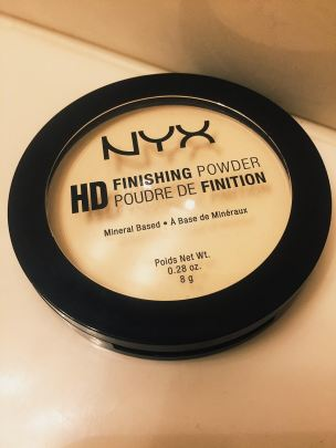 nyxHDFinishingPowder