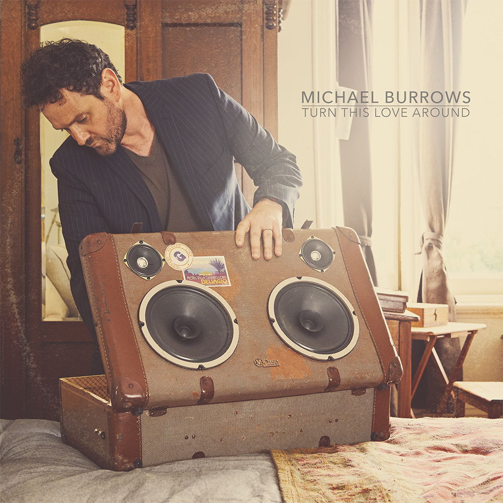 Michael Burrows-Turn This Love Around