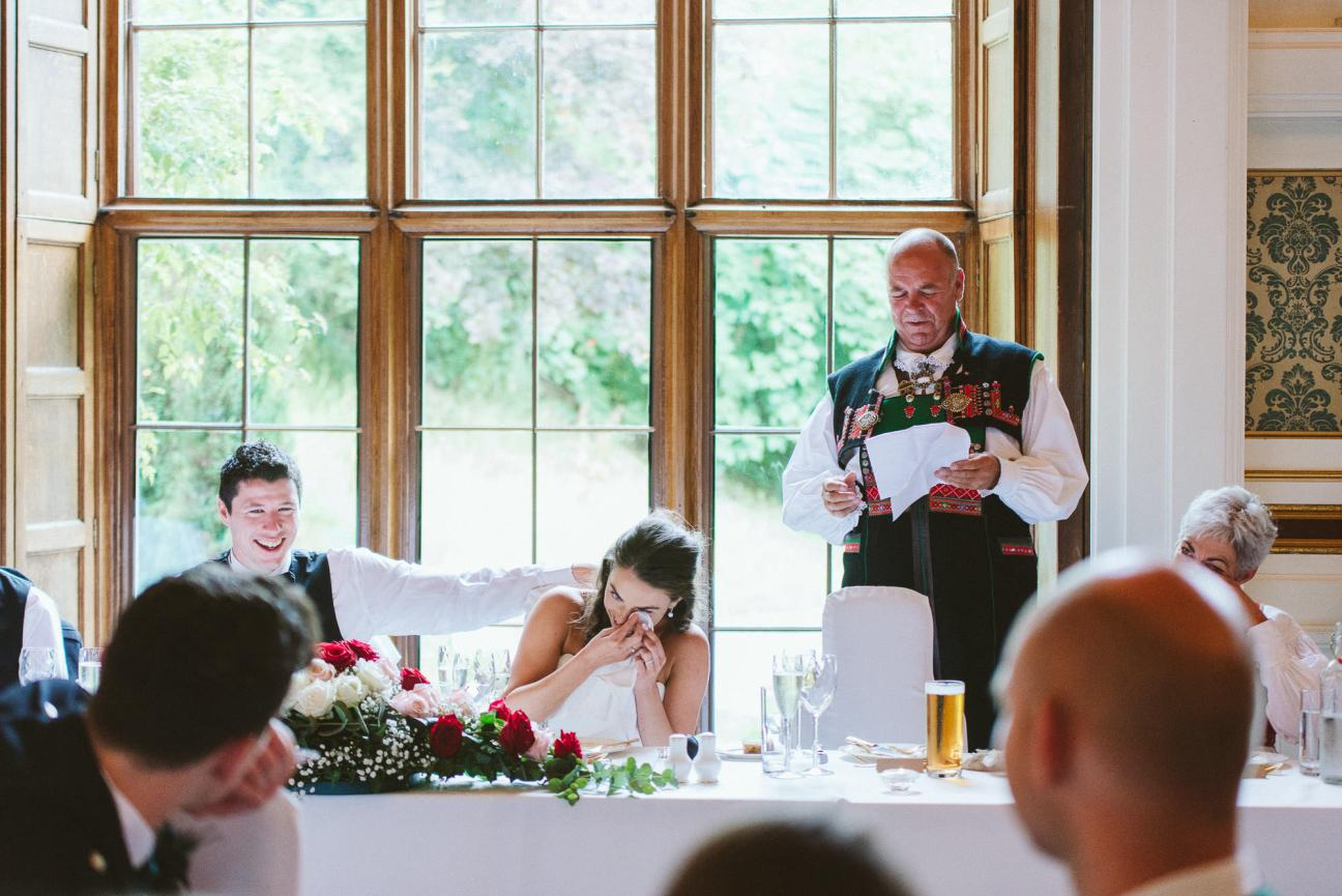Wedding at Drumtocthy Castle
