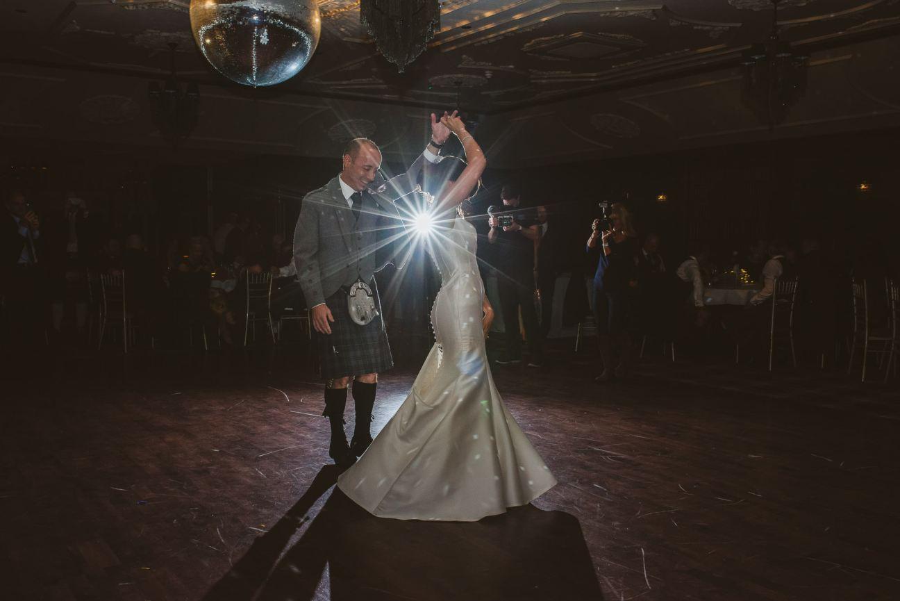 Cornhill Castle Wedding