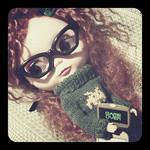 Blythe Doll - Blaise, Gamer Geek