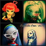 52 Weeks Challenge – Monster High Overload