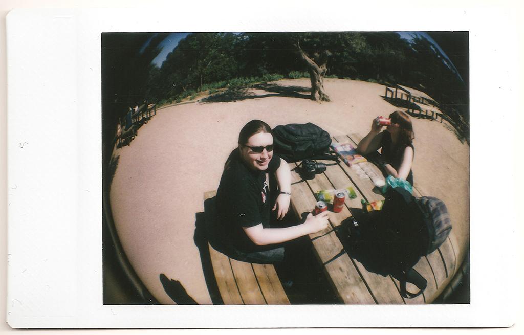 Dan & Catherine - Park Güell Picnic