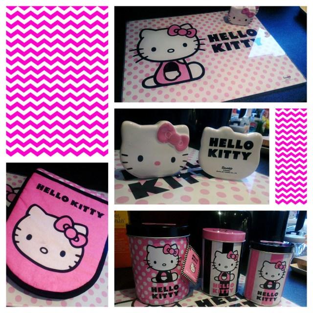 Hello Kitty Kitchenware