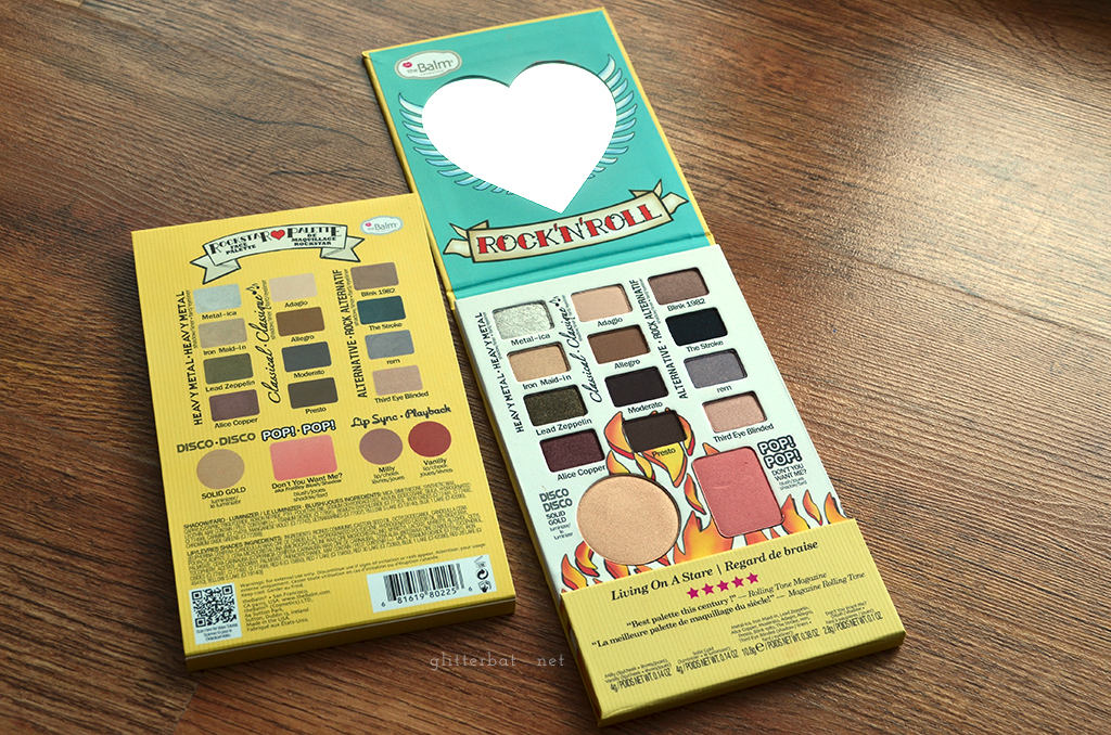 theBalm Balm Jovi Palette Review & Swatches