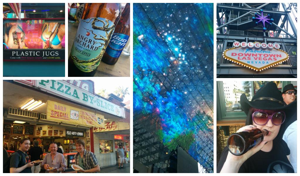 Fremont Street - Wednesday