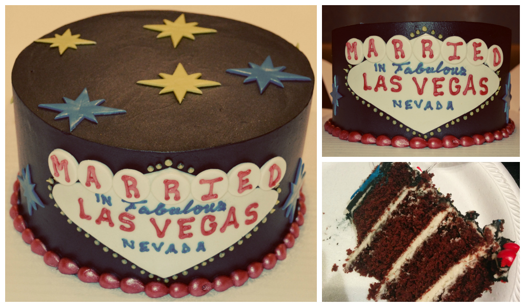 Wedding Cake - Retro Bakery Las Vegas