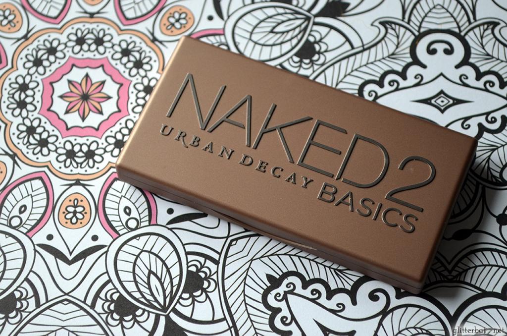 Urban Decay Naked 2 Basics Palette