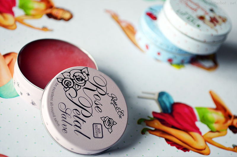 Rose & Co. Rose Petal Salve