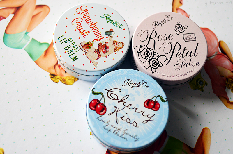 Rose & Co. Beauty Salve Gift Set