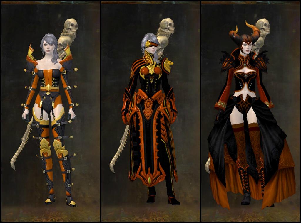 Guild Wars 2 Halloween Necro