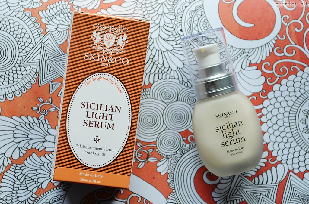 Skin & Co Sicilian Light Serum Review