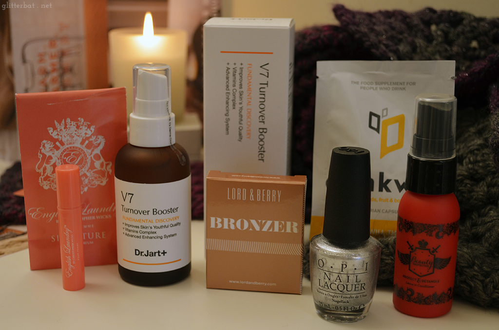 Birchbox UK November 2014