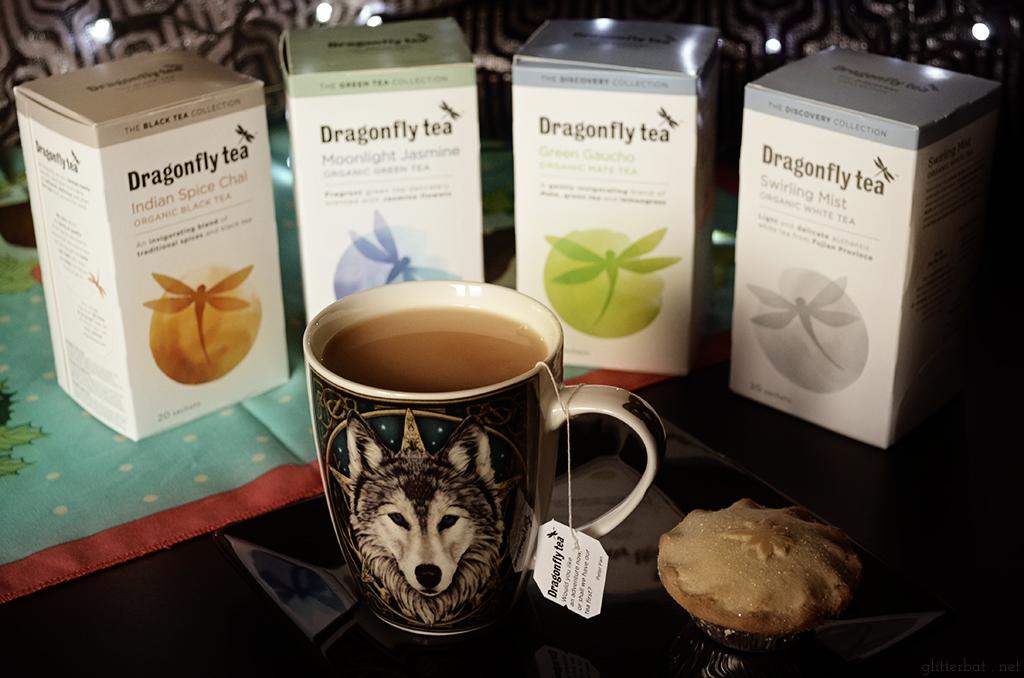 Dragonfly Tea