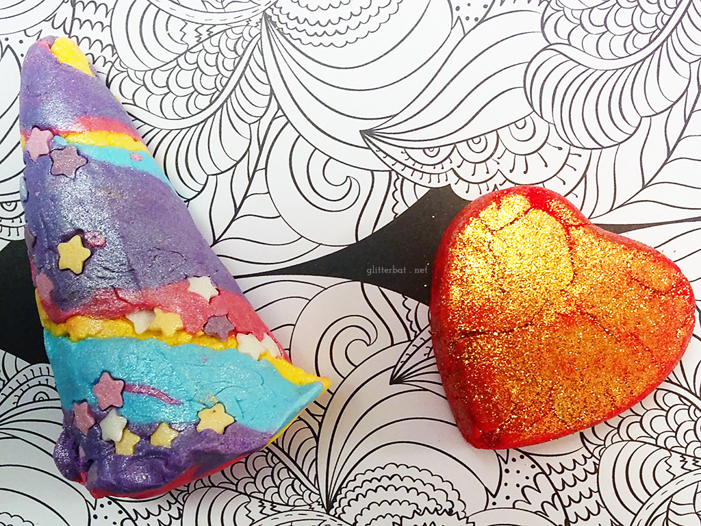 Lush Valentine's Day - Unicorn Horn & Lonely Heart