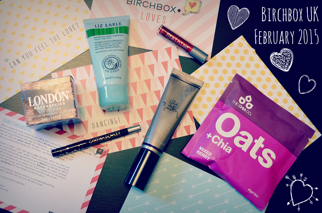 Birchbox UK – February 2015