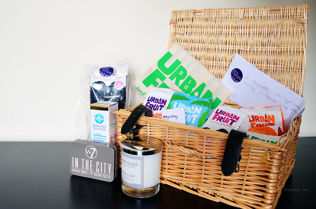 The City Girls Leeds – Raffle Prize Haul