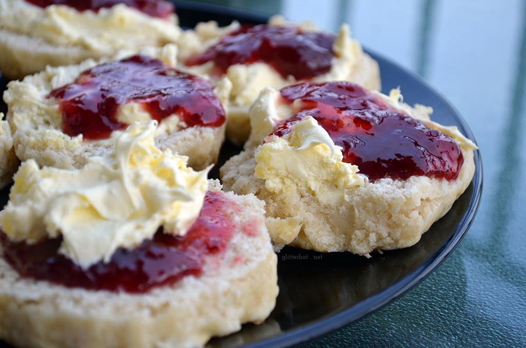 Staycations & Cornish Cream Tea