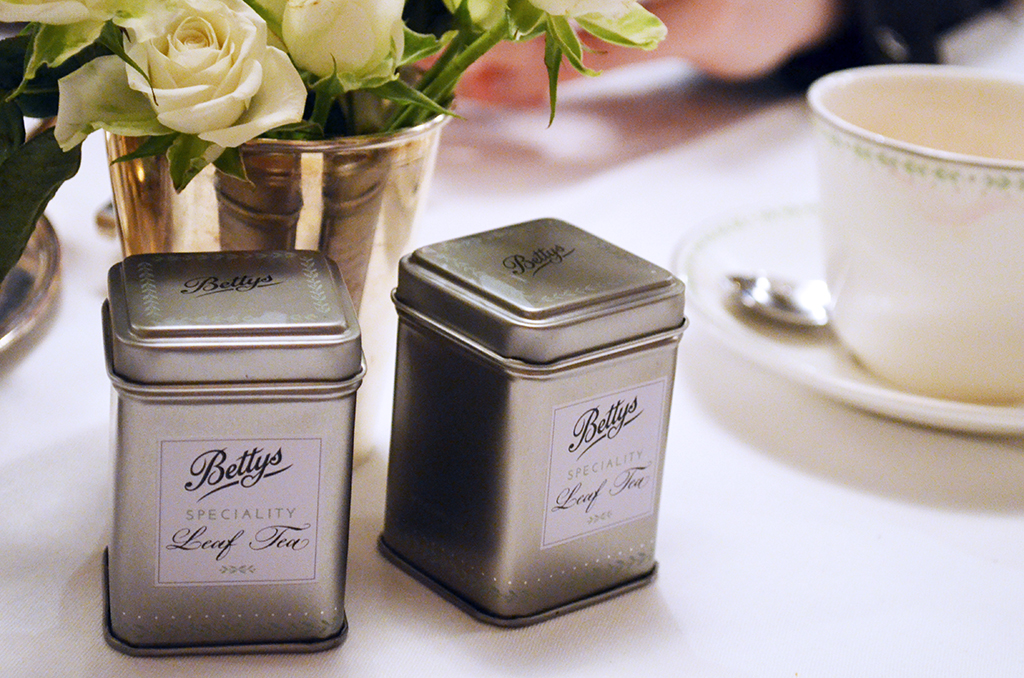 Bettys Lady Betty Afternoon Tea