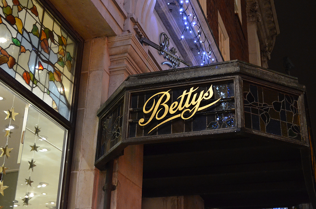Bettys Afternoon Tea York