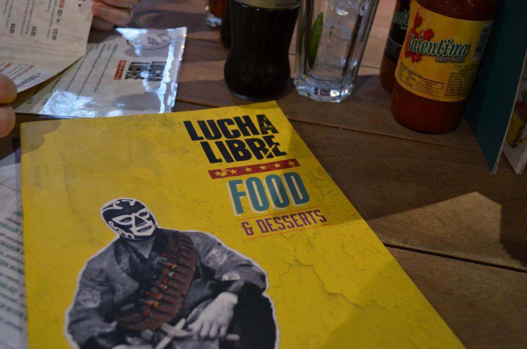 Lucha Libre Liverpool
