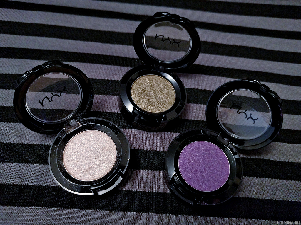 NYX Make Up Haul