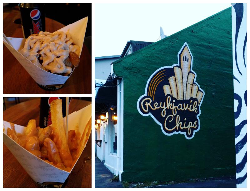 Iceland Food - Reykjavik Chips