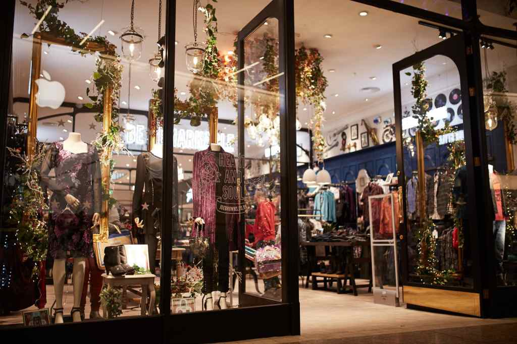 Joe Browns Meadowhall – Christmas Blogger Event