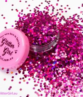 GLitter girl eco Pink Disco