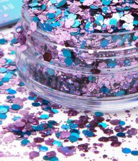 Pastel Cutie Glitter Girl Loose Glitter-4914