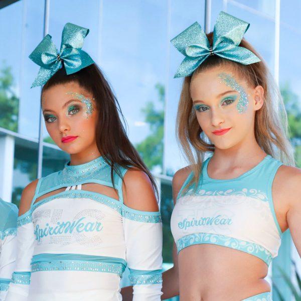 Cheerleading australia makeup supplier