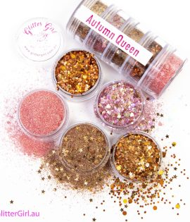 Autumn Queen Collection Eco Glitter Glitter Girl Loose Glitter