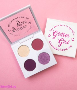 GG Sweet Plum Palette cheer dance eyeshadow